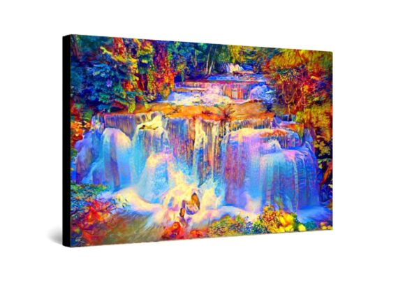 waterfall painting for sale